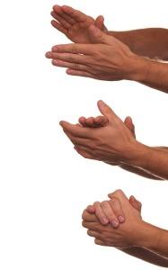 Three Styles of Clap