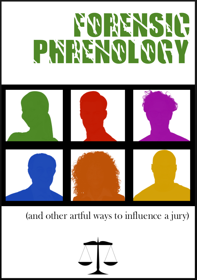 Forensic Phrenology Cover
