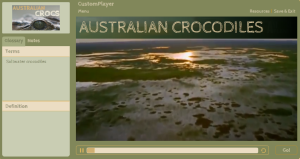 Customised Storyline2 Player—Click to see scary crocs!